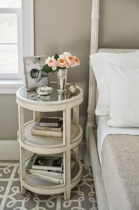 the latest 06373 d9368 Round Night Stand - Ideas on Foter