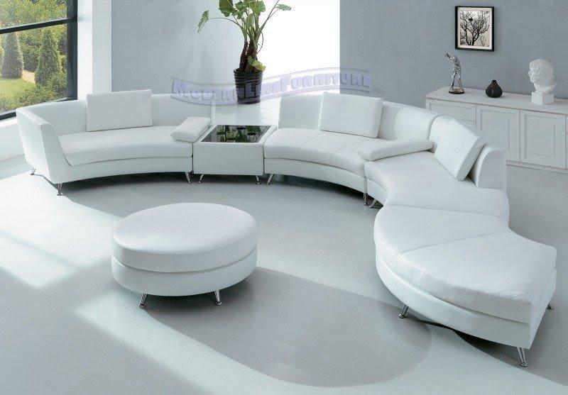 Bon S Shaped Sectional Sofa