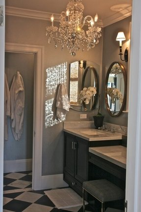 Small Elegant Bathrooms