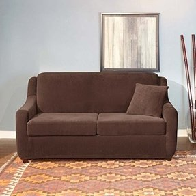 Stretch Pearson Sleeper Sofa Cover for Full Beds