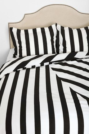 Striped bedding sets