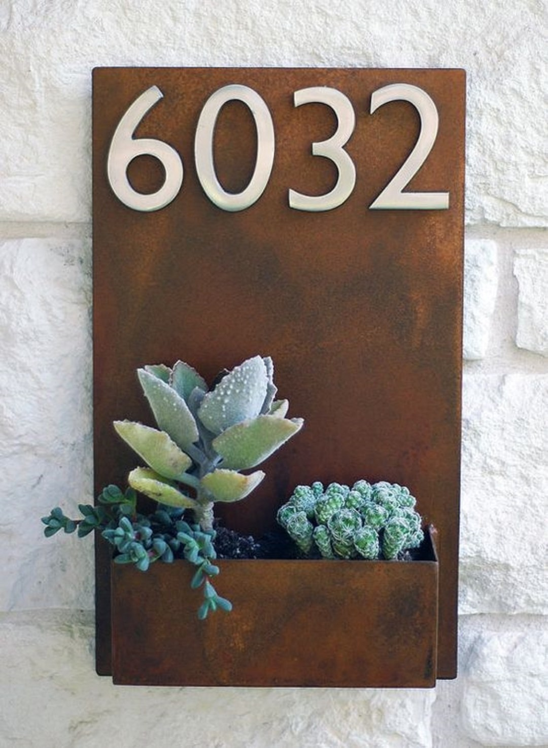 Succulent Hanging Planter Metal Address