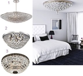 Types of chandeliers 1