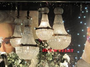 Types of chandeliers 23