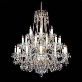 Types of chandeliers 32