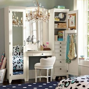 bedroom with dressing vanit and vanities storage table painted makeup white in drawers design vanity