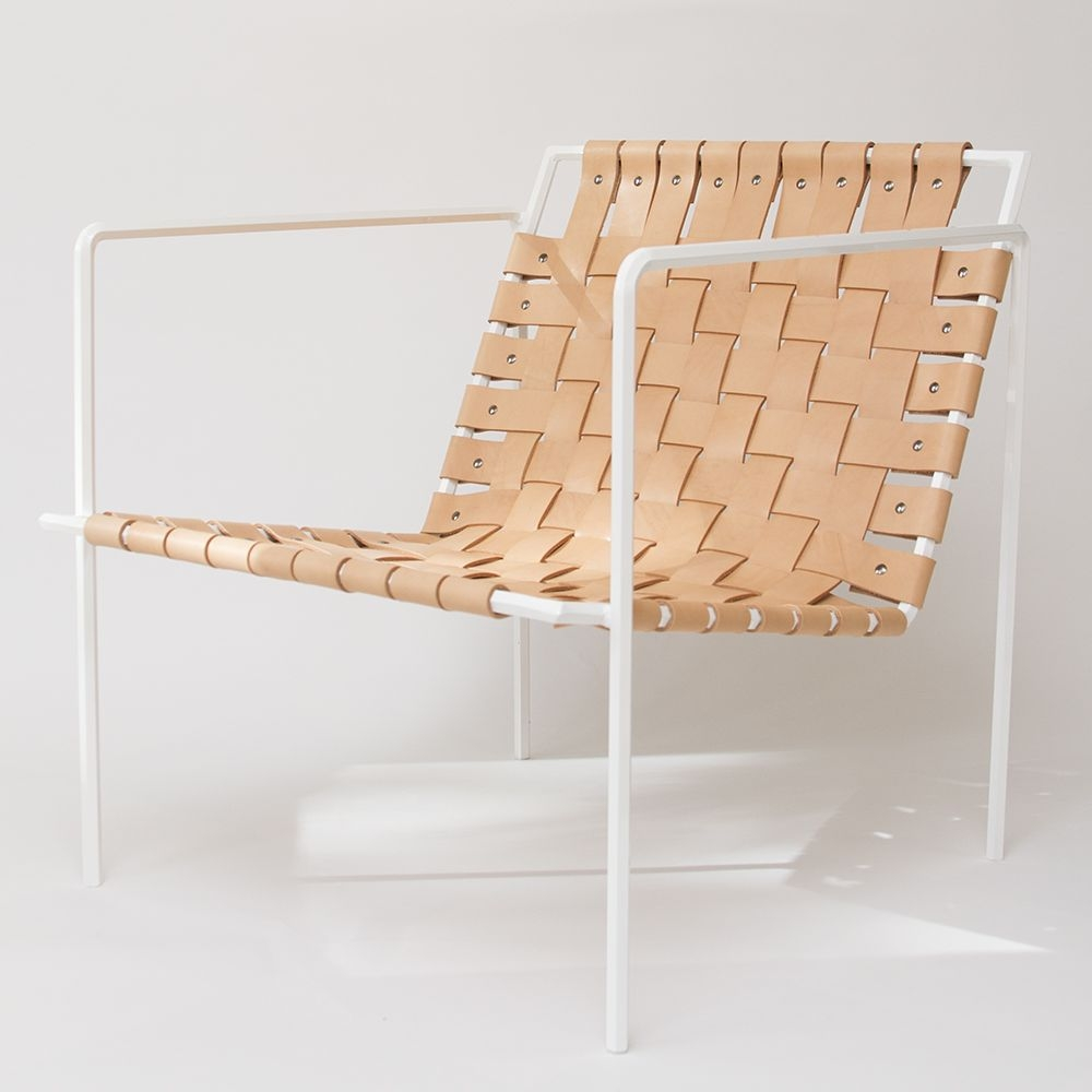 White Contemporary Chair
