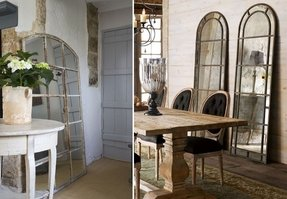 Fresh Arched Window Mirror - Foter ZS11