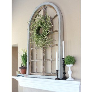 Arched window mirror 1