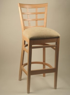 Bar height stool dimensions