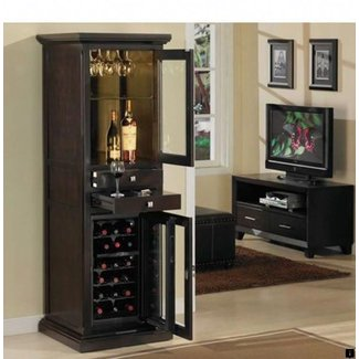 Wine Cooler Cabinet Furniture Ideas On Foter