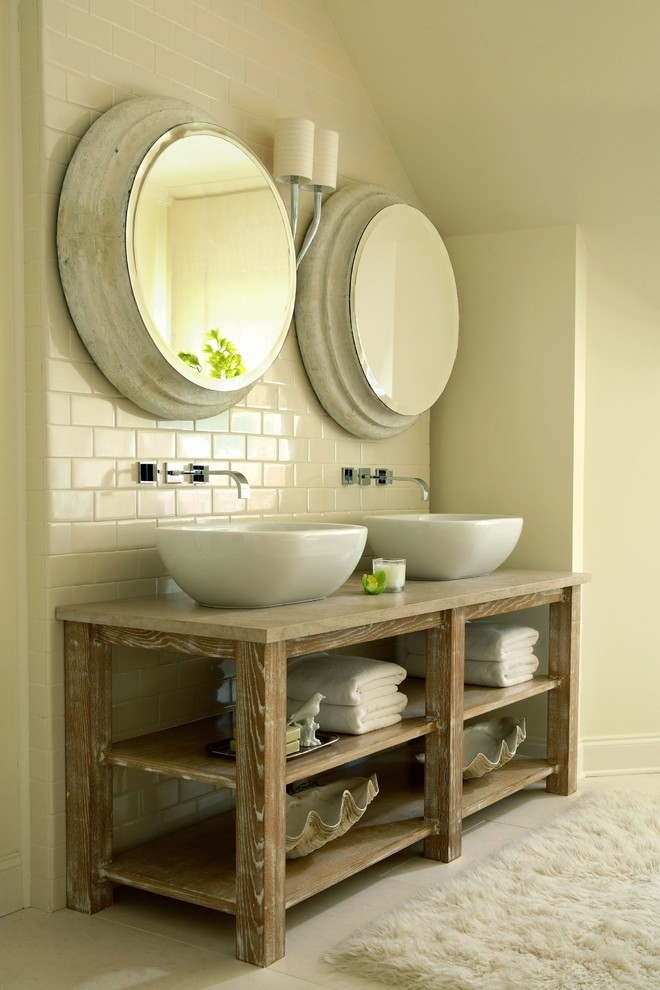 Superior Cottage Style Bathroom Vanities Cabinets