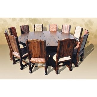 1247a74f9652 Round Dining Room Table Seats 12 - Ideas on Foter