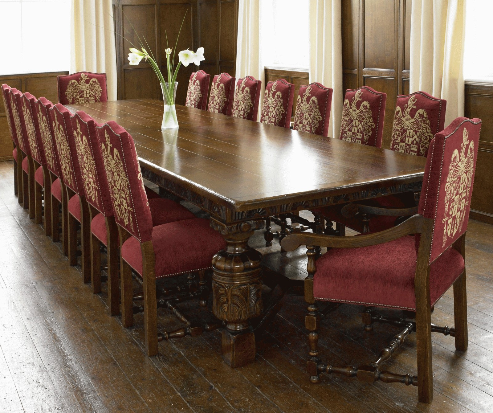 Wonderful Dining Set Seats 10