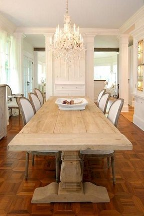 Dining tables that seat 10