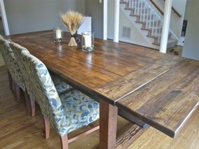 Dining tables with extensions 1
