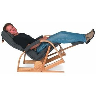 Ergonomic chaise lounge