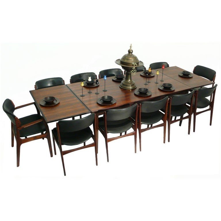 Extra Long Dining Table Seats 12