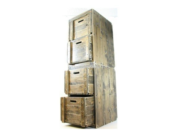File Cabinet 4 Drawer Solid Wood Office Filing By Bridgewoodplace