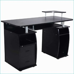 computer printer table foter. Black Bedroom Furniture Sets. Home Design Ideas