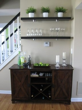 Wine Rack Buffet Table Ideas On Foter