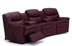 Home theater sectionals 18