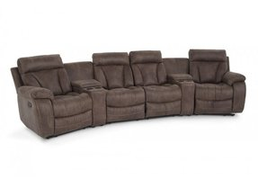 Home theater sectionals 4