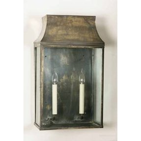 Lantern wall sconce foter indoor lantern sconce aloadofball Image collections