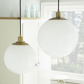 Large Globe Pendant Light Ideas On Foter