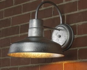 Large outdoor wall lights