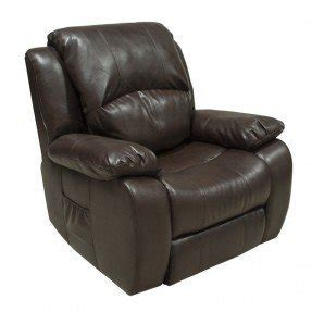Genial Massaging Recliner Chair