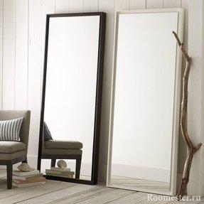 Modern Full Length Mirror - Foter