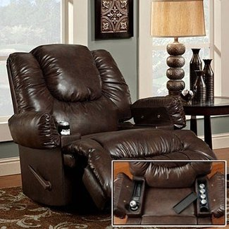 Recliner chairs with heat and massage 1
