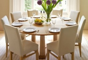 dining room tables that seat 12 foter. Black Bedroom Furniture Sets. Home Design Ideas