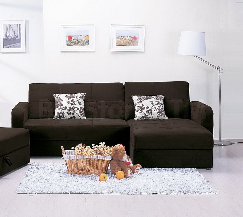 Sectional Sofa Storage