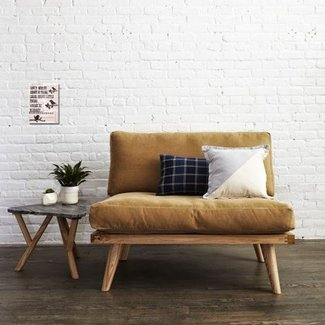 Sofa loveseat and chair 1