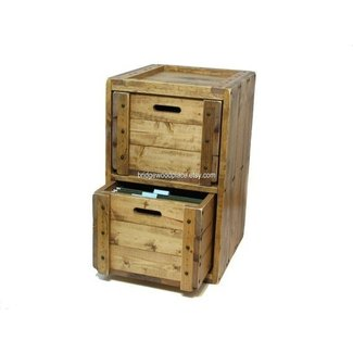 Solid Wood File Cabinet 2 Drawer - Ideas on Foter