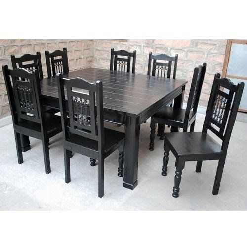 Great Square 8 Seater Dining Table