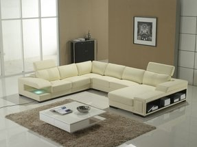 Storage sectional sofa 1