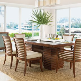 Tommy Bahama Dining Chairs