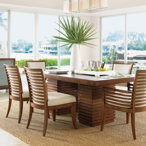 Tommy Bahama Dining Chairs - Foter