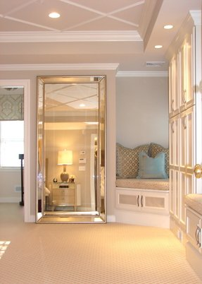 Frameless Decorative Wall Mirrors Foter