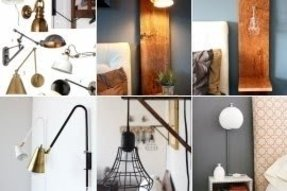 Wall Mounted Bedside Lights Ideas On