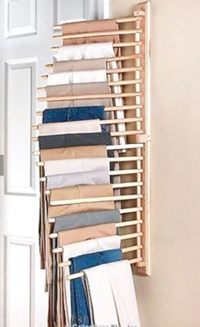 interesting wall cloth hanger. Wall mounted clothes hanger Mounted Hanging Rack  Foter