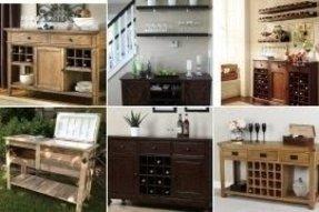 Wine Rack Buffet Table Ideas On Foter