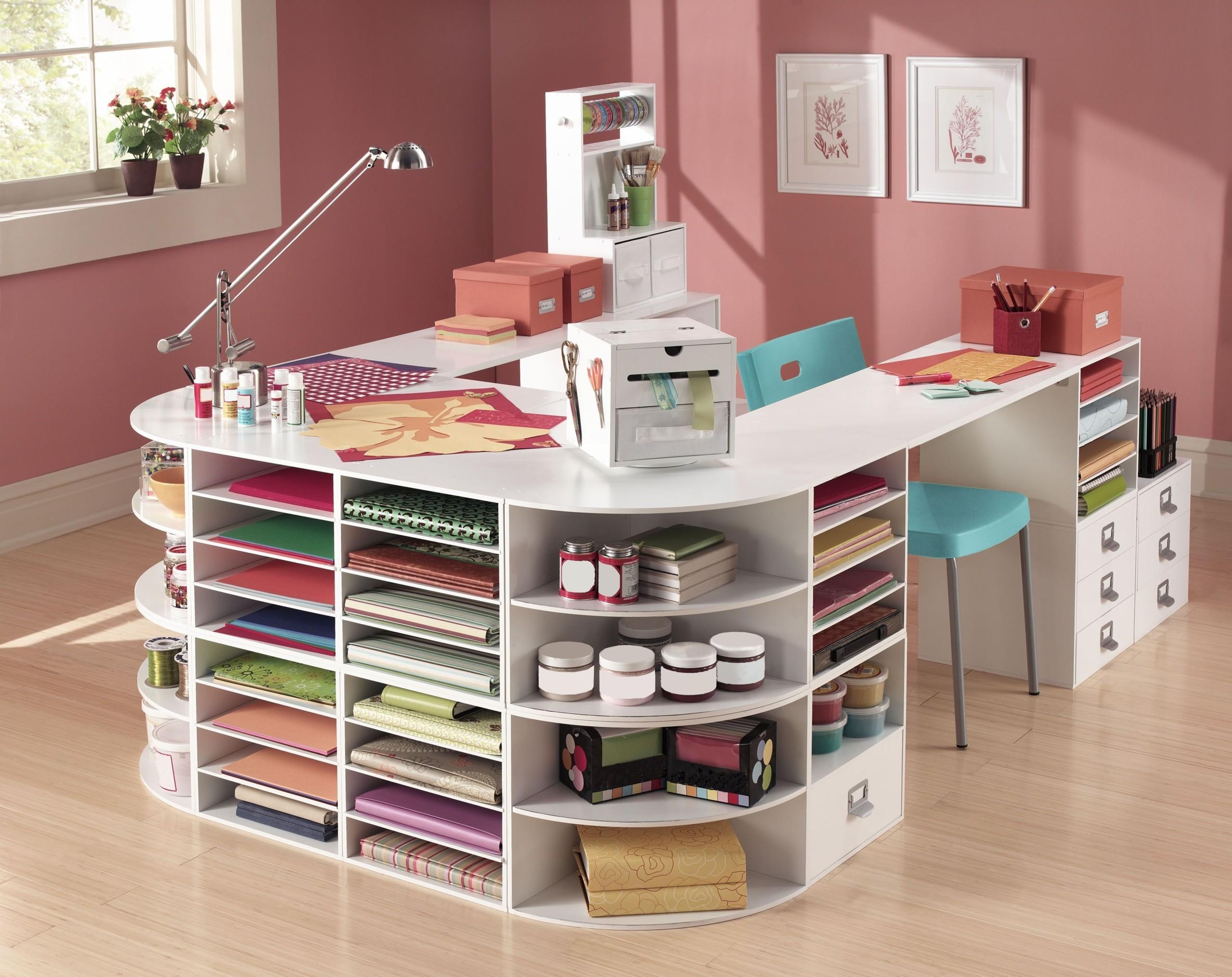 Elegant Art Studio Work Table