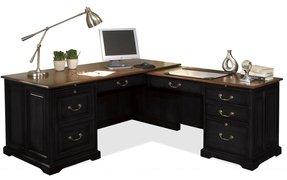 Modern L Shaped Computer Desk Foter