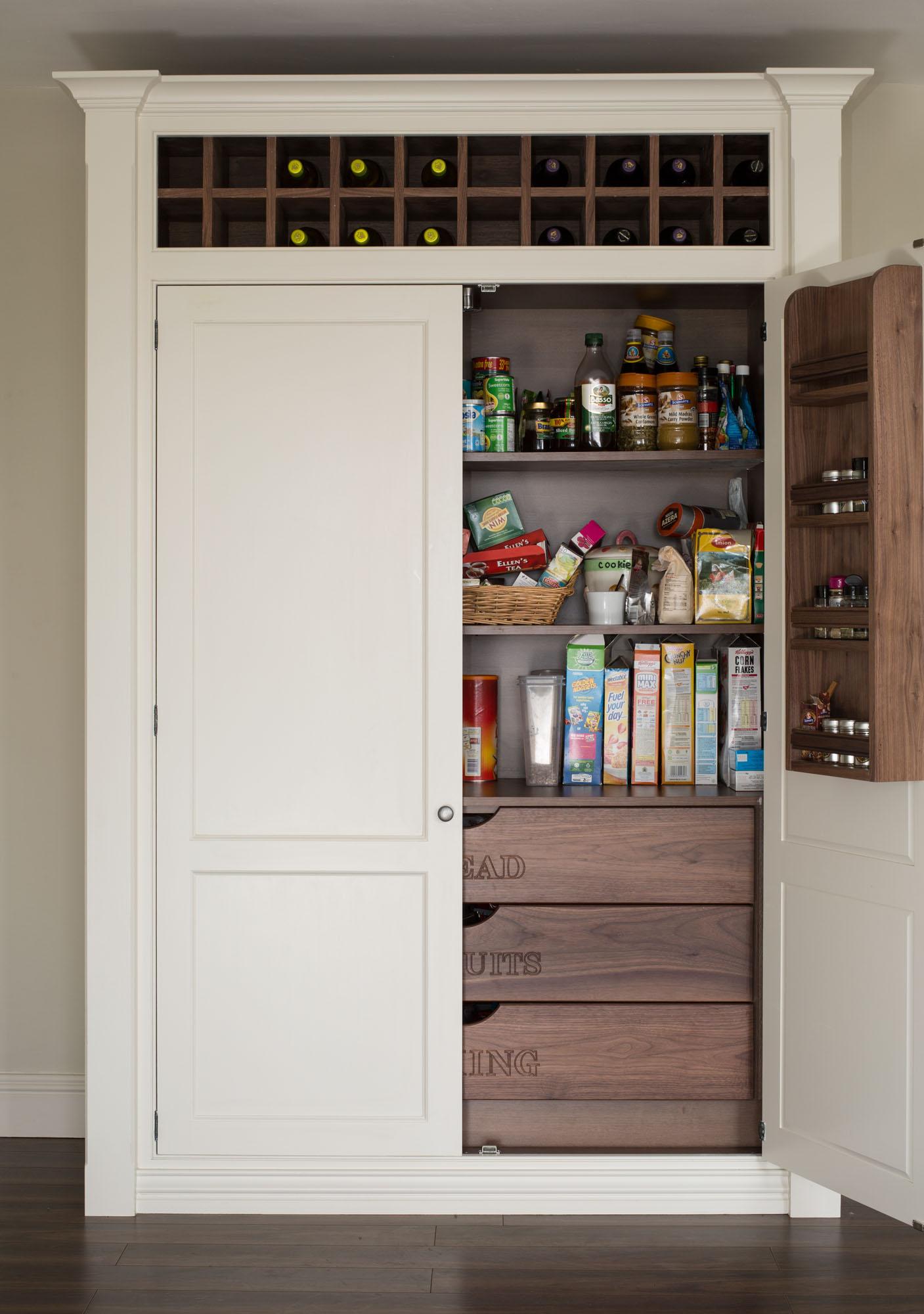 Perfect Building A Pantry Closet
