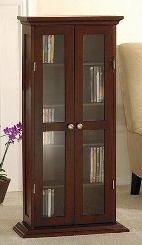 Dvd Cabinet With Doors Foter