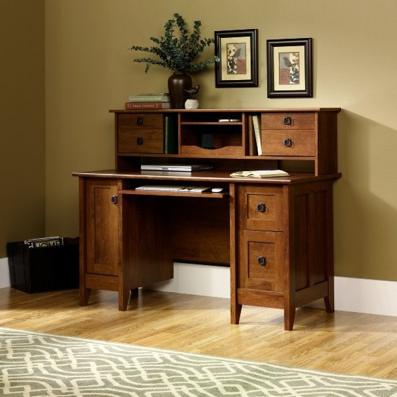 Charmant Computer Desk With Locking Drawers   Ideas On Foter